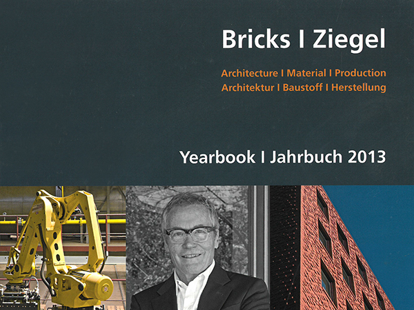 PUBLICATIE IN BRICKS YEARBOOK 2013