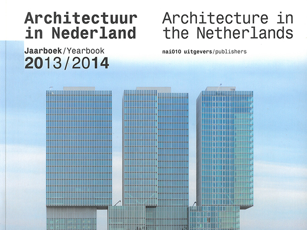 IN ARCHITECTUUR JAARBOEK 13/14
