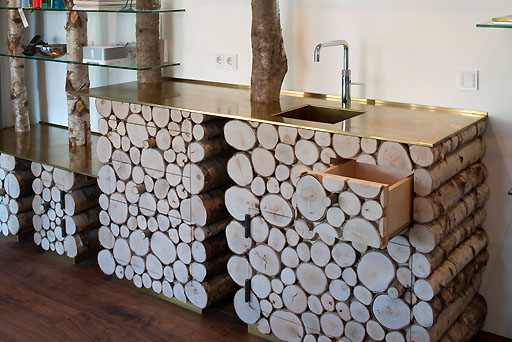 Regal in Privathaus | shelf in private home