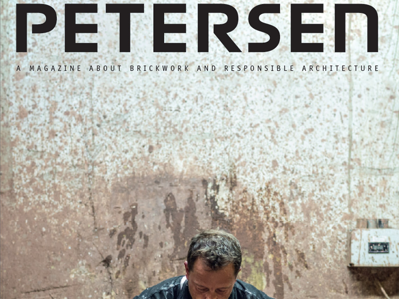 PETERSON MAGAZINE PUBLICATIE