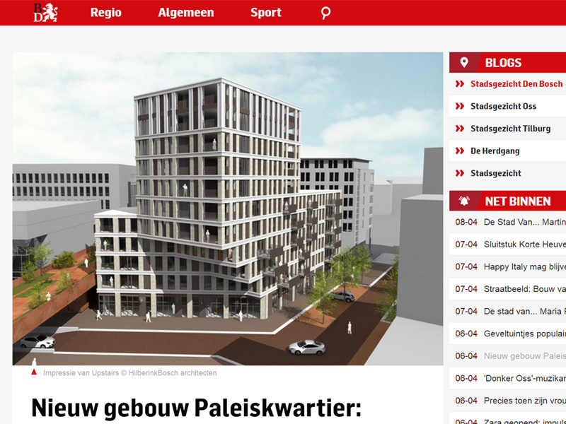 PUBLICATIES PALEISKWARTIER