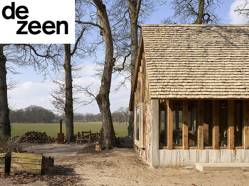 ROBUST SIXTEEN OAK BARN ON DEZEEN