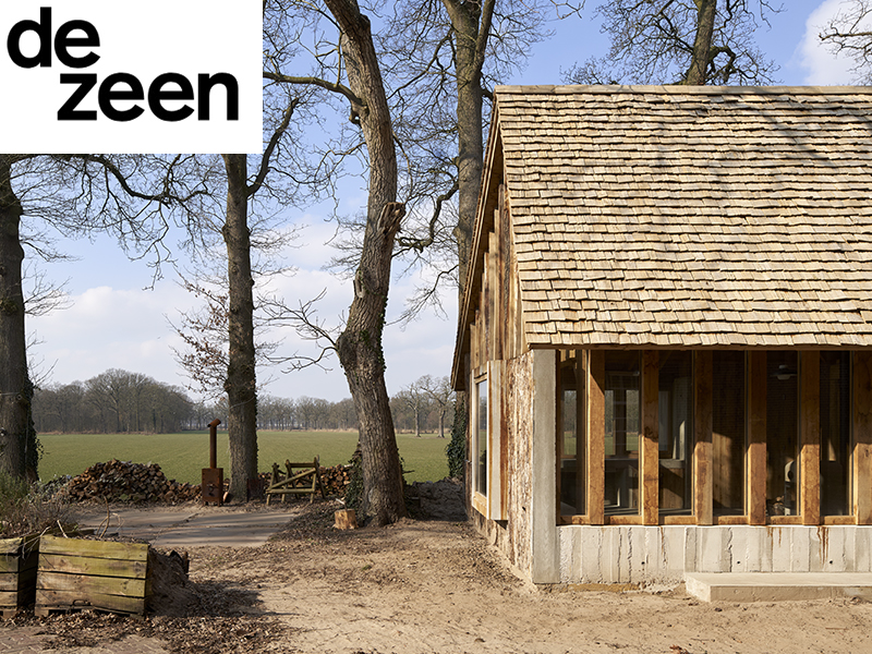 SIXTEEN OAK BARN ON DEZEEN