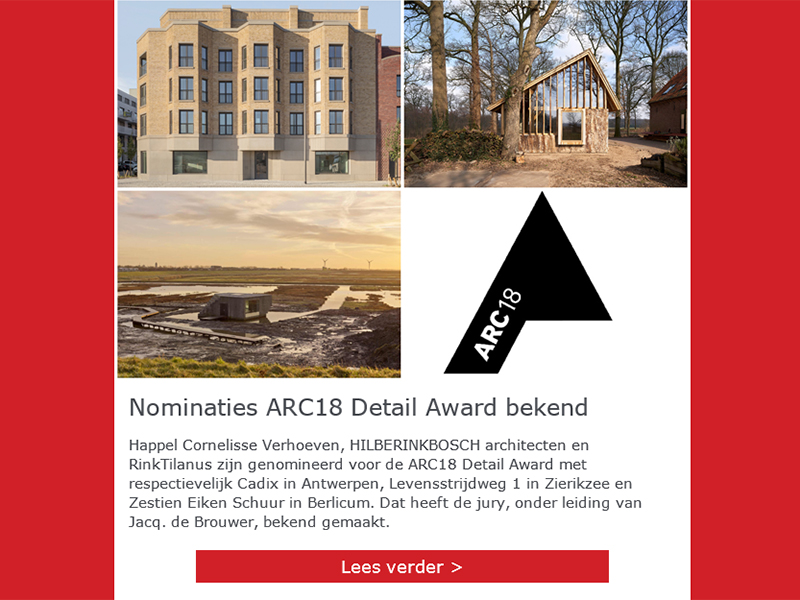 NOMINATIE ARC18 DETAIL AWARD!