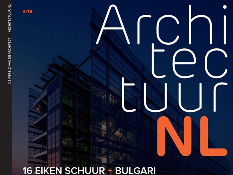 PUBLICATIE IN ARCHITECTUUR.NL