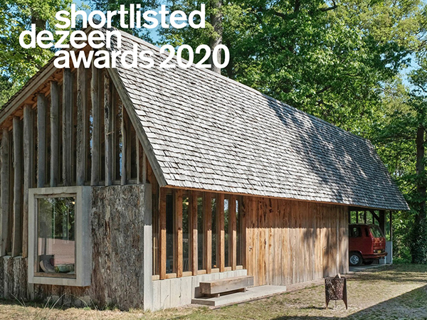 Shortlist Dezeen Awards