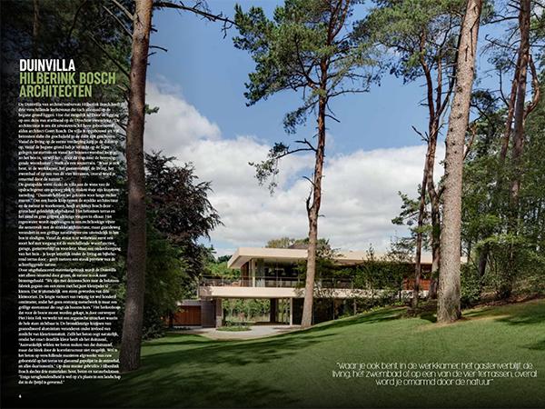 Jeroen Junte kiest vijf villa's