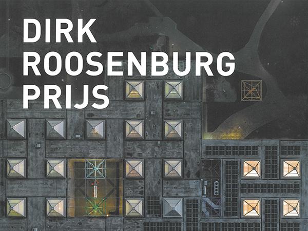 Dirk Roosenburgprijs 2021